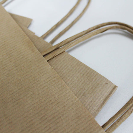 Luxury Paper Carriers 100gsm (1 Colour Print)