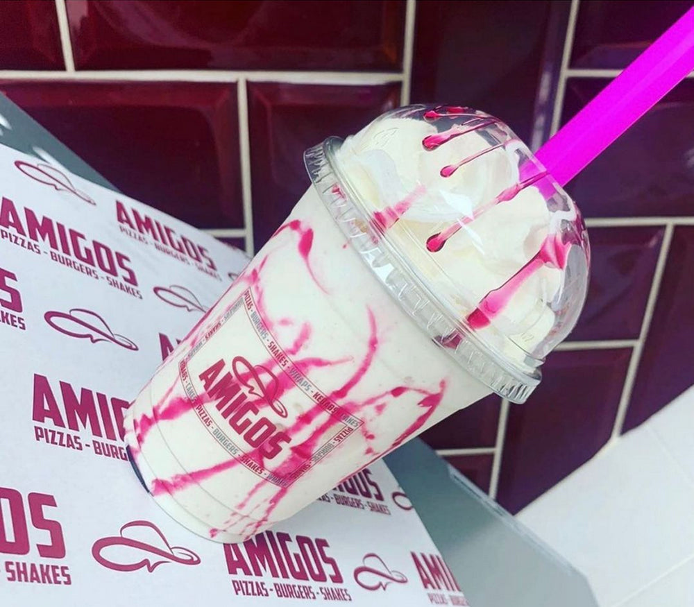 custom printed plastic cups for ice cream and smoothies and drinks