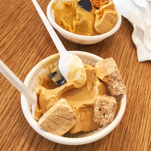 bagasse ice cream bowls