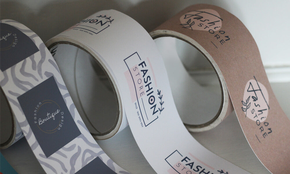 eco friendly paper packaging tape