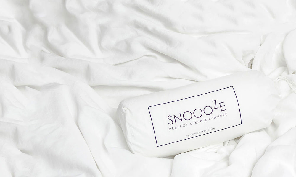 printed paper bags - snooze pillow exhibition 2019