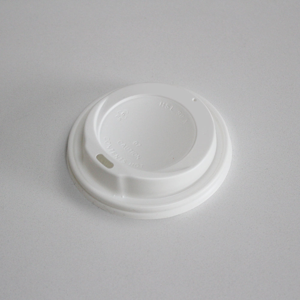 paper cup lid - white 8oz