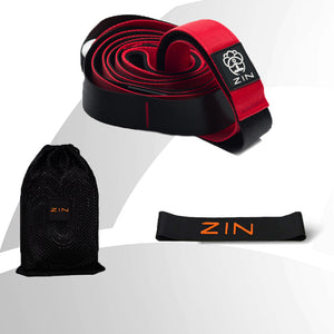 ZIN Stretching Strap with 12 Loops