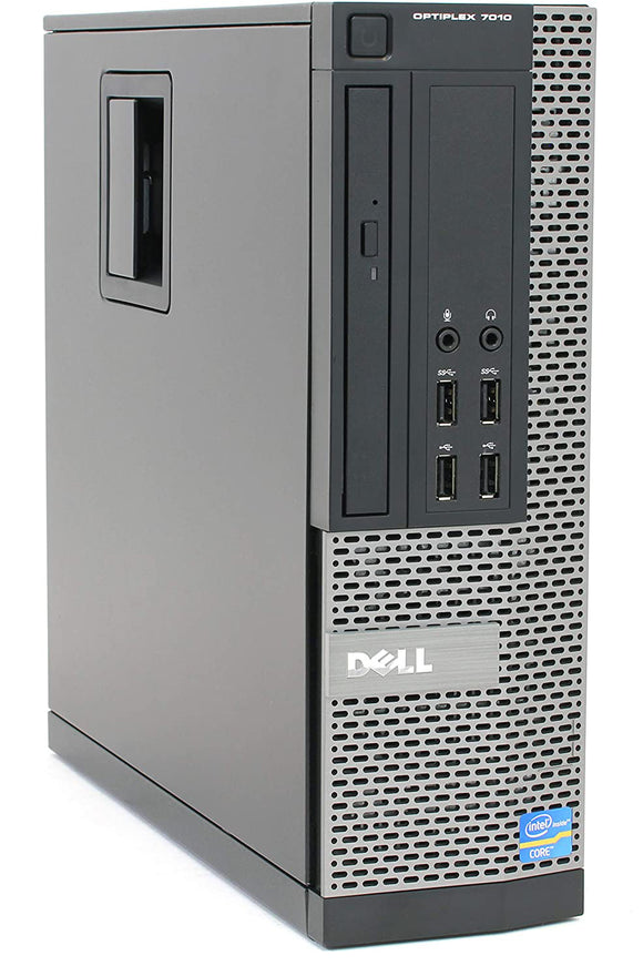 Dell Optiplex 7010 SFF i5 3470 3.2G, 8G, 500G, DVD, No Operating System
