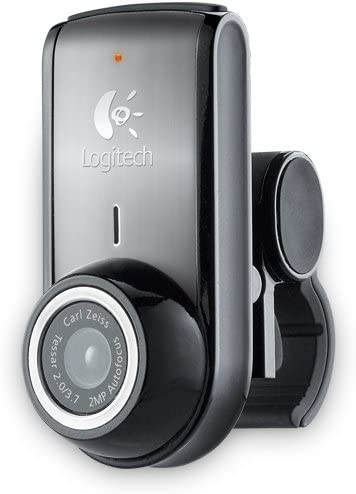 Logitech Webcam B905 2mp Portable