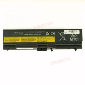 Generic New 42T4751 42T4819 6 Cell Battery for Lenovo/IBM L412 L420 L421 L512 L520 T410 T420 T510I T520 W510 W520 Laptop