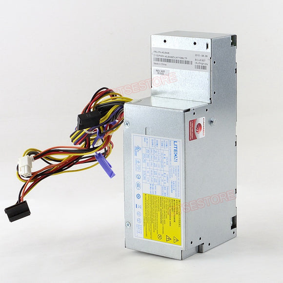 IBM Lenovo ThinkCentre M58 POWER SUPPLY LITEON PS-5241-01VA-ROHS 45J9446 45J9448 FOR 5391 SFF