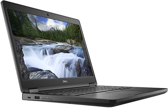 Dell Latitude 5490 14-inch Business Laptop i5 7300U 2.6GHz, 8GB OR 16GB, 256GB SSD, Webcam, HDMI, Windows 10 Pro