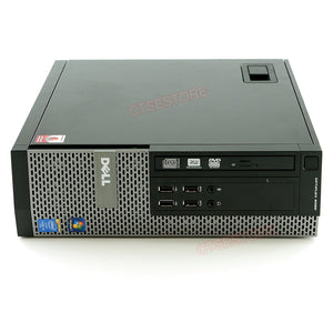 Dell Optiplex 9020 SFF i5 4590 3.3G, 8G, 500G, DVD, Windows 10 Professional / Windows 10 Home
