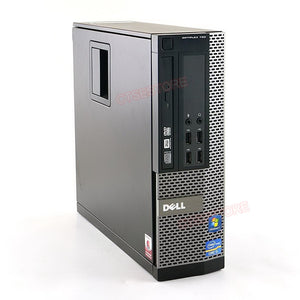 Dell GX790 SFF i5 2400 3.1GHz, 4GB, 500GB, DVDRW, Windows 10 Professional