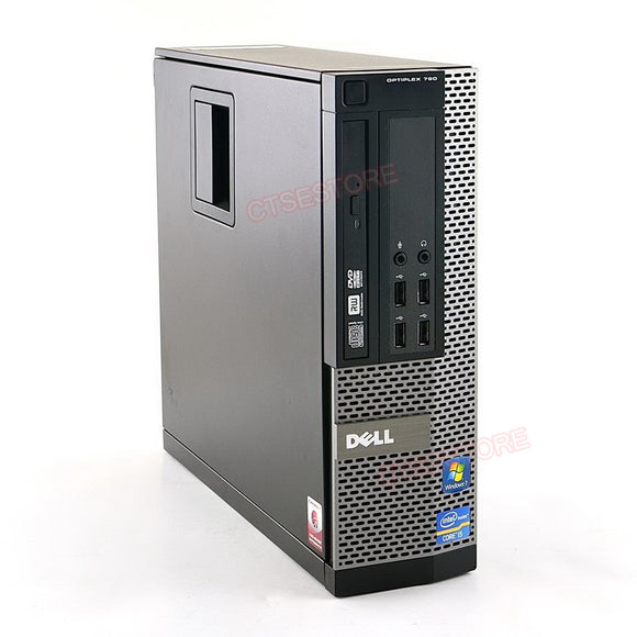 Dell Optiplex 790 SFF i5 2400 3.1GHz, 4GB, 500GB, DVD, No Operating System