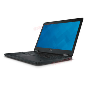 "15"" Dell E5550 Laptop i5 5300U 2.3GHz, 8GB, 128GB SSD, DVDRW, Webcam, HDMI, Windows 10 Professional / No System"