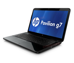 "17"" HP Pavilion G7 Laptop i3 2350M 2.3GHz, 6GB, 640GB, DVDRW, HDMI, Windows 10 Home (with New Battery)"