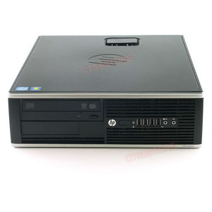 HP 6300 SFF i5 3570 3.4GHz, 8GB, 500GB, DVDRW, Windows 10 Home/Professional