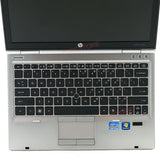 "HP EliteBook 2560p 12.5"" Laptop i5 2520M 2.5GHz, 8GB, 320GB, DVDRW, Webcam, No Operating System"