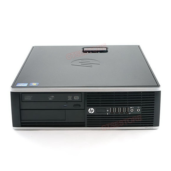 HP 8200 SFF i5 2400 3.1GHz, 4GB, 500GB, DVDRW, Windows 10 Home