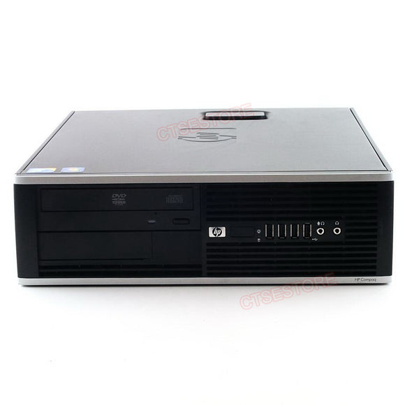 HP 8000 SFF Core2Duo 3.0GHz, 4GB, 250GB, DVDRW, Windows 10 Home