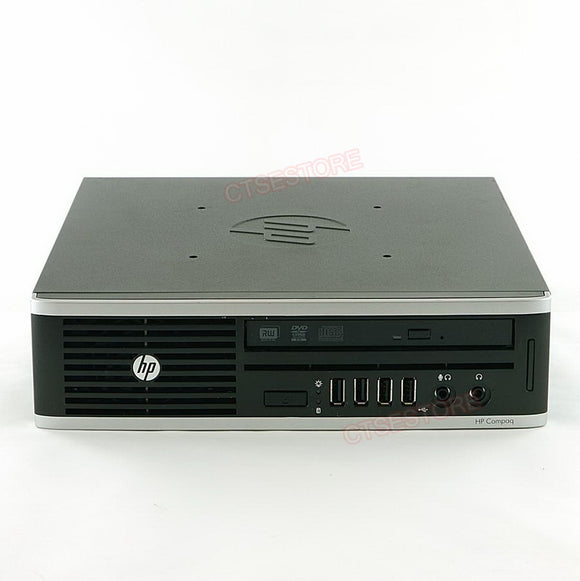 HP 8200 USFF i5 2500S 2.5GHz, 4GB, 250GB, DVD, Windows 10 Professional