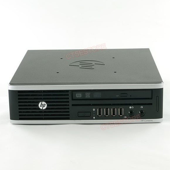 HP 8300 USFF i5 3470s 2.9GHz, 4GB, 250GB, DVDRW, Windows 10 Home