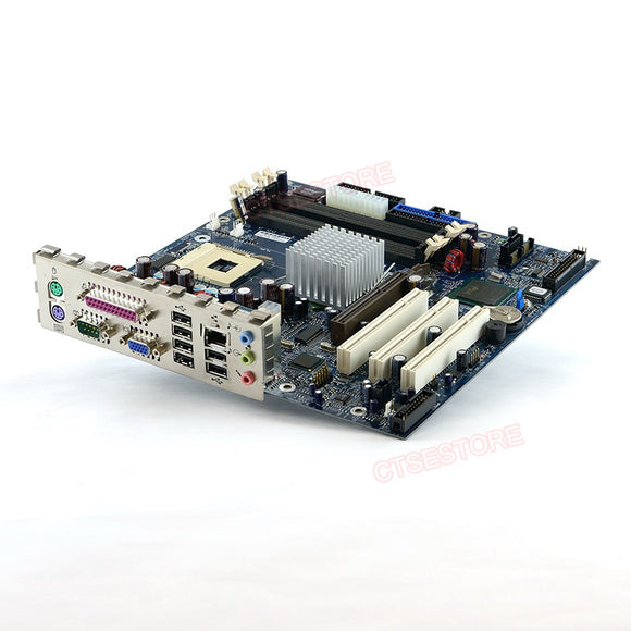 IBM Lenovo ThinkCentre M50 SOCKET 478 MOTHERBOARD 73P0595 73P0781 FOR 8187 Desktop (Ver. 3)