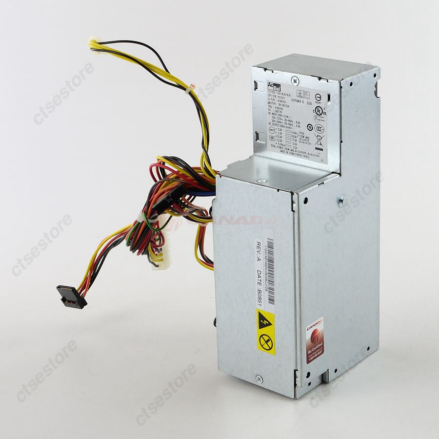 IBM Lenovo ThinkCentre M58 280W POWER SUPPLY ACBEL PC7071 41A9742 41A9743 on