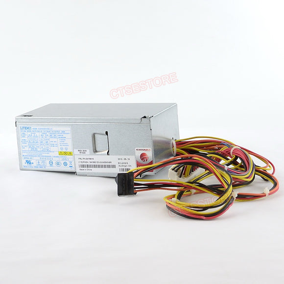 IBM Lenovo ThinkCentre M91 M91p M81 M71 240W LITEON PS-5241-02 54Y8819 54Y8846 POWER SUPPLY FOR 0809 SFF