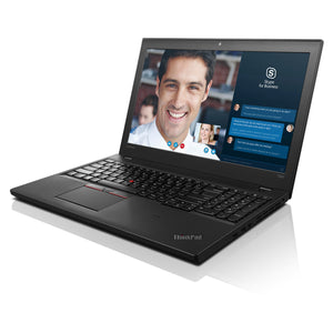 "Lenovo Thinkpad T560 15.6"" Laptop i5 6200U 2.3GHz, 8GB, 500GB, Webcam, Windows 10 Professional"