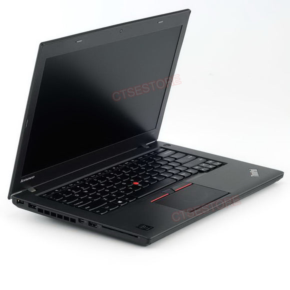Lenovo ThinkPad T450 14-inch Laptop i7 5600U 2.6GHz, 8GB, 500GB , Webcam, Windows 10 Professional