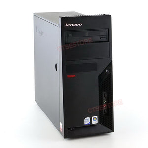 Lenovo ThinkCentre M58e Tower Intel Core2Duo 3.0GHz, 4GB, 250GB, DVDRW, No System