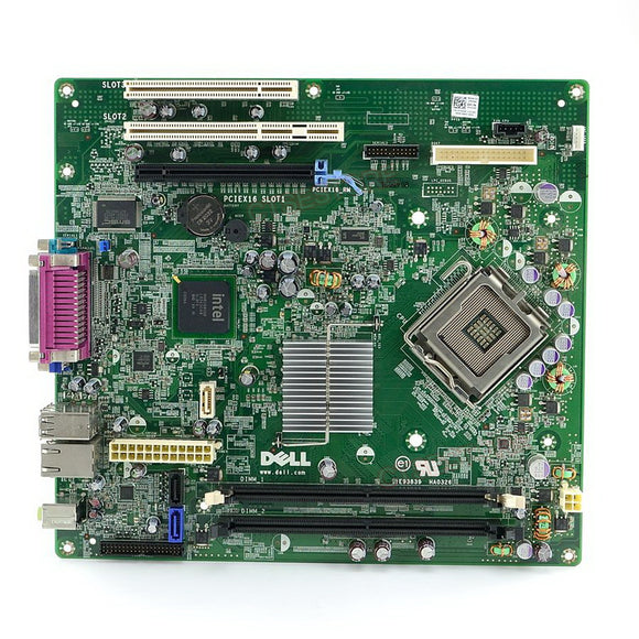 Dell LGA 775 MOTHERBOARD 0T656F FOR Optiplex 360 Desktop