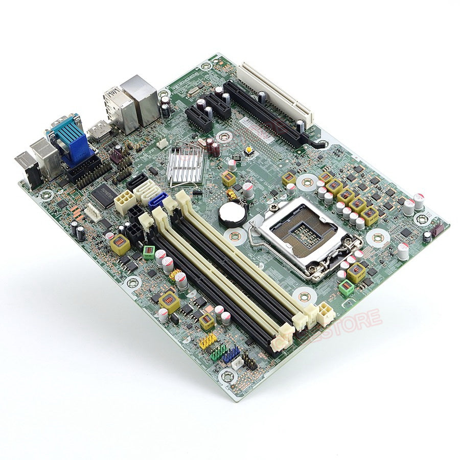 HP Compaq SOCKET 1155 MOTHERBOARD 657239-001 656961-001 FOR 6300 Pro