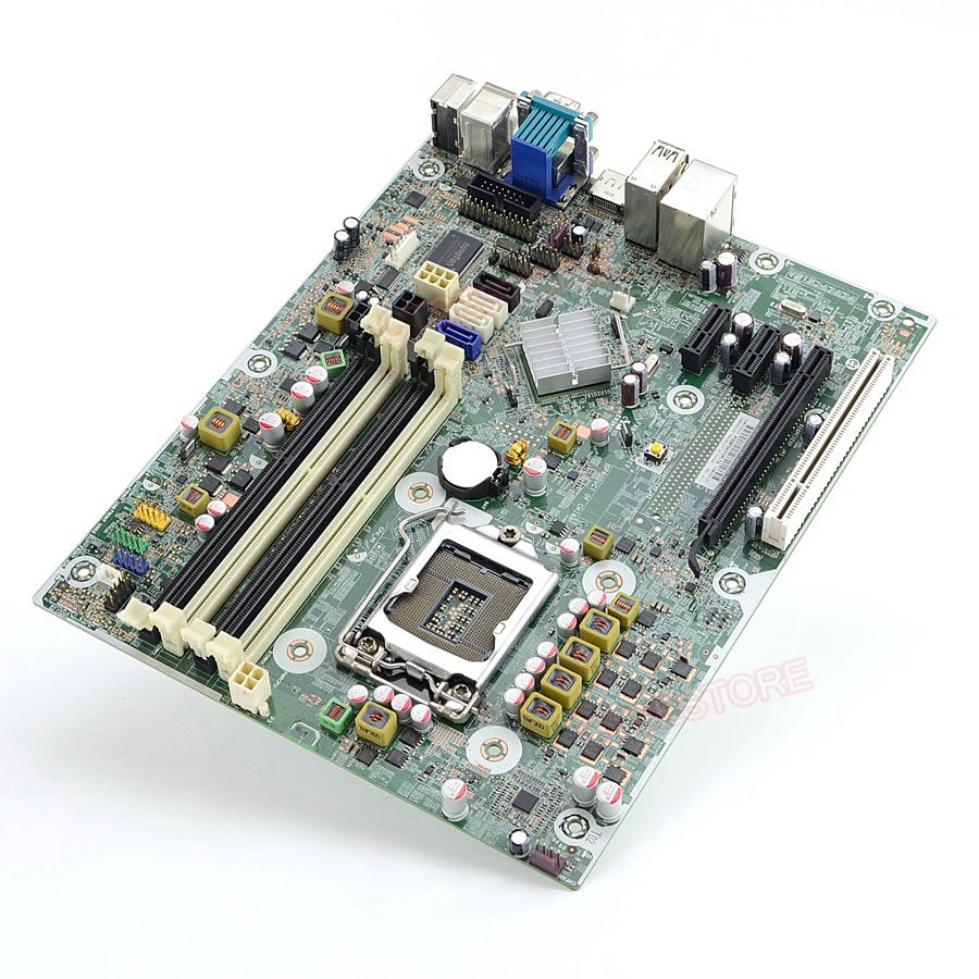HP Compaq SOCKET 1155 MOTHERBOARD 657239-001 656961-001 FOR