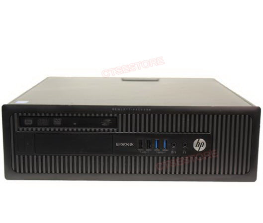HP ProDesk 600 G1 SFF i5 4690 3.5GB, 8GB, 500GB, DVDRW, Windows 10 Professional