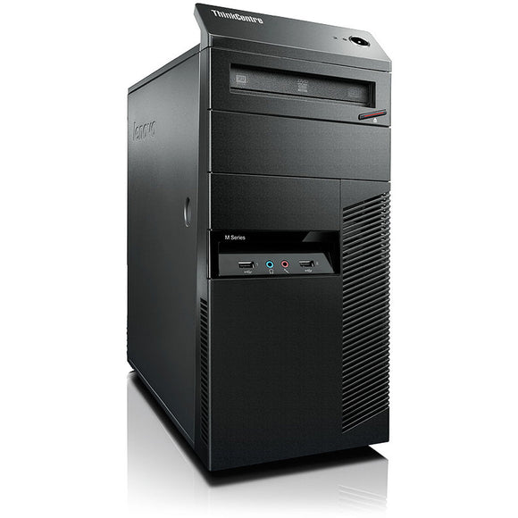 Lenovo ThinkCentre M92p 3212 Tower i5 3550 3.3GHz, 8GB, 500GB, DVDRW, No Operating System