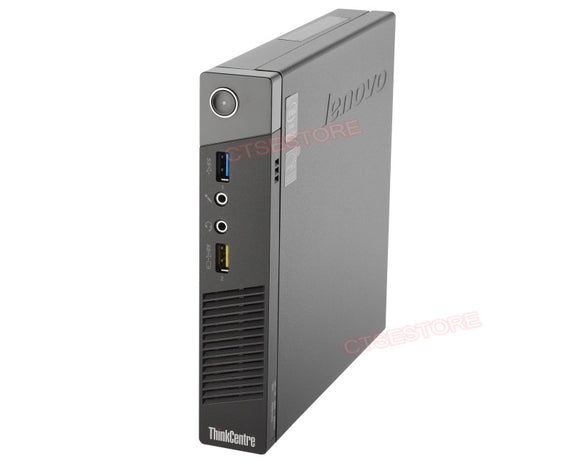 Lenovo ThinkCentre M93p 10AA Tiny Desktop i5 4570T 2.9GHz, 8GB, 128GB SSD, Windows 10 Professional