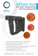Load image into Gallery viewer, oDocs nun ophthalmoscope retinal camera
