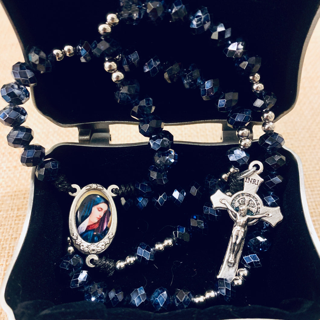 Chaplet of Seven Sorrows or the Servite Rosary