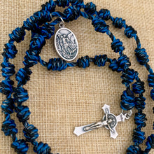 Load image into Gallery viewer, St. Michael's Peacemaker Rope Rosary