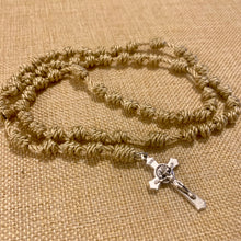 Load image into Gallery viewer, Golden Gate Rope Rosary