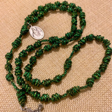 Load image into Gallery viewer, St. Patrick's Rope Rosary