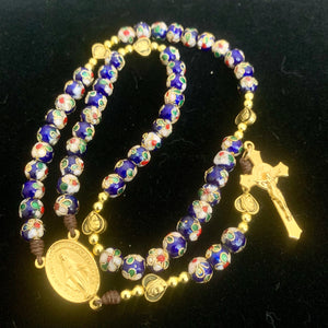 Our Lady's Blue Rosary