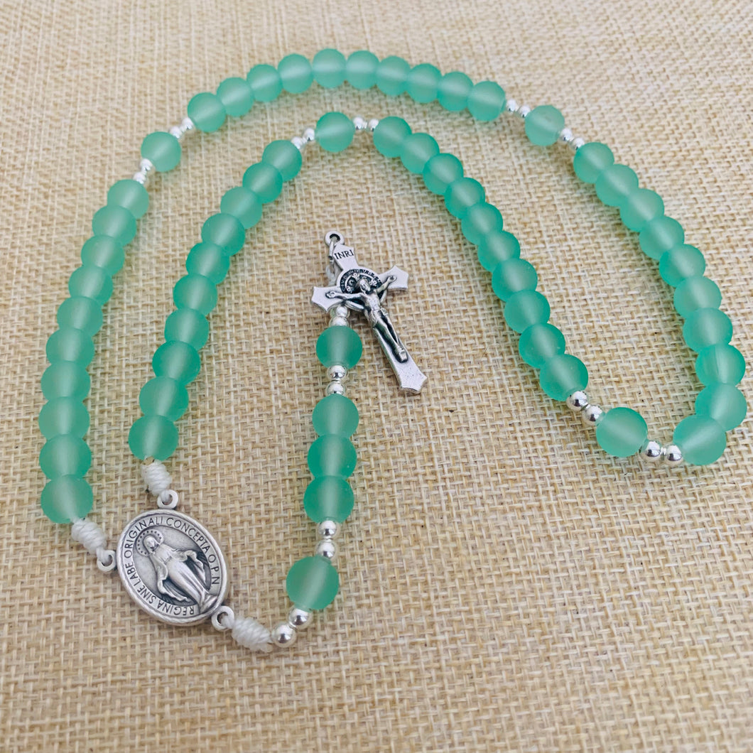 Fresh Mint Rosary