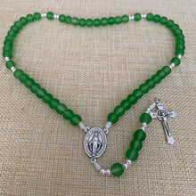 Load image into Gallery viewer, Spring Green Rosary