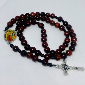 Guadalupe Rose Rosary