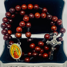 Load image into Gallery viewer, Guadalupe Rose Rosary