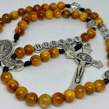 Load image into Gallery viewer, Personalized St. Benedict Rosary