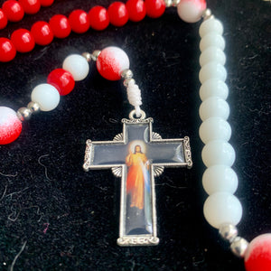 Chaplet Of Divine Mercy Rosary