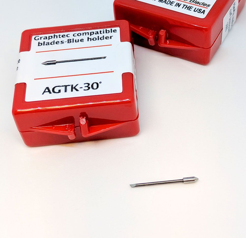 Graphtec Clean Cut Blade AGTK-30 Product Boxes