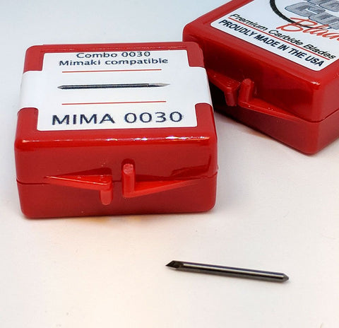 Mimaki Clean Cut Blade MIMI-0030 Product Boxes