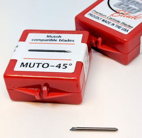 Image of Mutoh Clean Cut Blade MUTO-45 Product Boxes